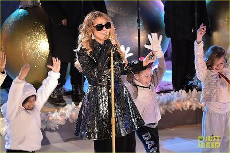 childish gambino all i want for christmas mariah carey sings all i want for christmas is you live