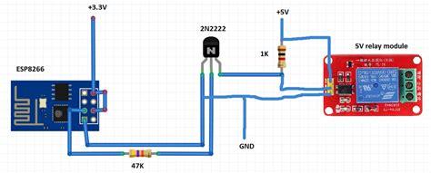 Adaptor Adapter 5v 25a Power Supply With Micro Usb Cable Raspberry esp8266 01 controlar salida gpio2 para activar rele 5v