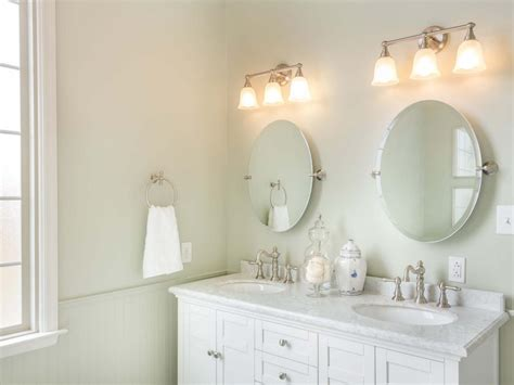 Vanity Lights For Oval Mirror 8 Must See Bathroom Products Hgtv