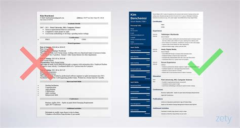 Scrum Master Resume by Scrum Master Resume Sles And Writing Guide 20