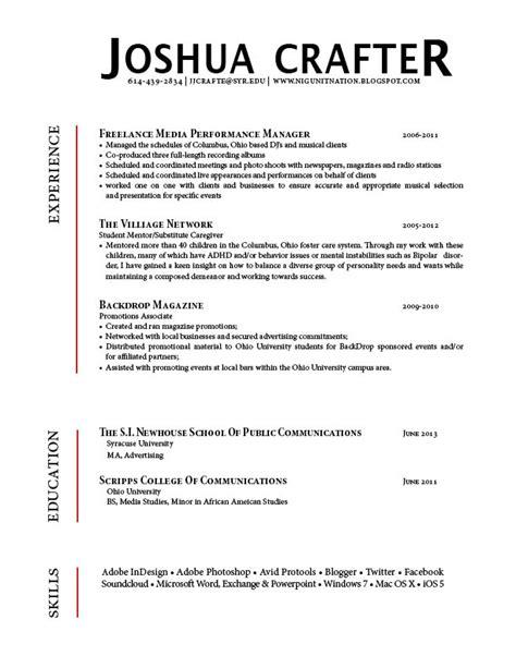 crafter resume gra617