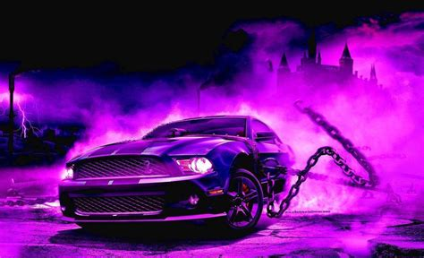 Cool Car Wallpapers For Desktop 3d Wall by Cool Purple Wallpapers Wallpaper Cave