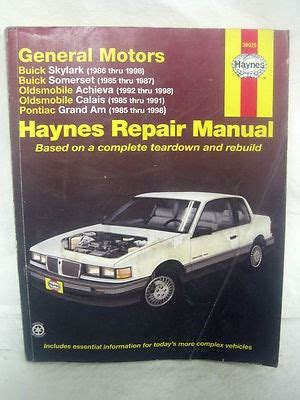 best car repair manuals 1990 pontiac grand am free book repair manuals 7 best auto repair manuals images on repair manuals chevrolet and diecast