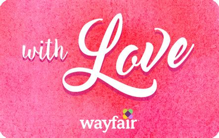 Where Can I Buy A Wayfair Gift Card - wayfair com online home store for furniture decor outdoors more wayfair