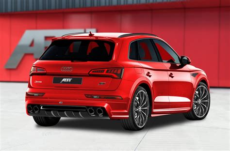 Audi Rs Q5 by Audi S Q5 By Abt Rs Q5 F 252 R Selbermacher Alles Auto