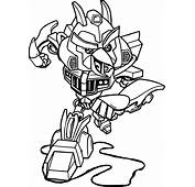 Angry Bird Bumblebee Coloring Page  Wecoloringpage
