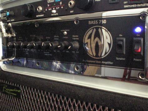 Swr Power Lifier Bass 750x for sale swr bass 750 pre fender 450 talkbass