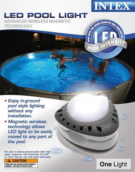 best above ground pool light best 25 intex swimming pool ideas on pinterest swimming