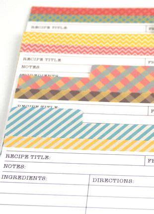 customizable recipe card template customizable recipe card templates for free great if