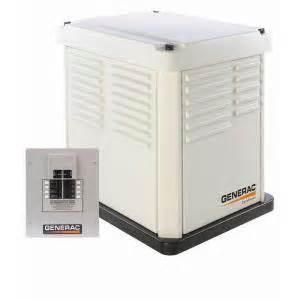generators home depot generac 7 000 watt automatic standby generator with 50