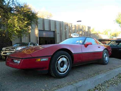 how cars work for dummies 1984 chevrolet corvette auto manual 1984 chevrolet corvette for sale on classiccars com