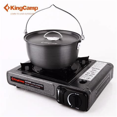 Kompor Gas Portable Backpacking Cing Stove aliexpress buy kingc cing stove portable outdoor gas stove cing hiking picnic gas