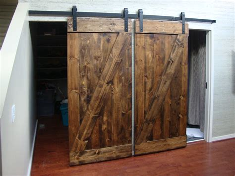 Z Barn Door Traditional Z Brace Plank Barn Door