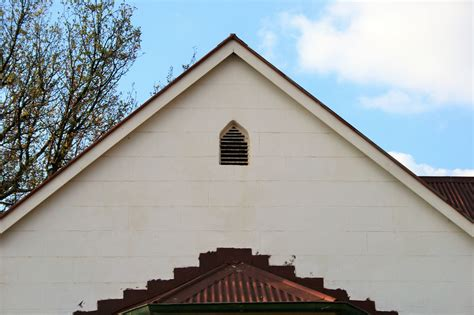 Gable End Of House Gable End Of House Free Stock Photo Domain Pictures