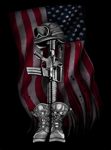 fallen soldier tattoo design fallen soldier search pinteres