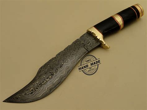 Custom Handmade Knives - professional dagger knife custom handmade damascus