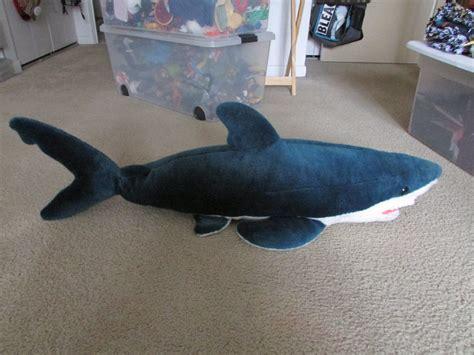 giant shark plush big shark plush by shortsage on deviantart