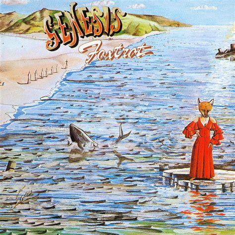 genesis albums free genesis foxtrot review by ricochet