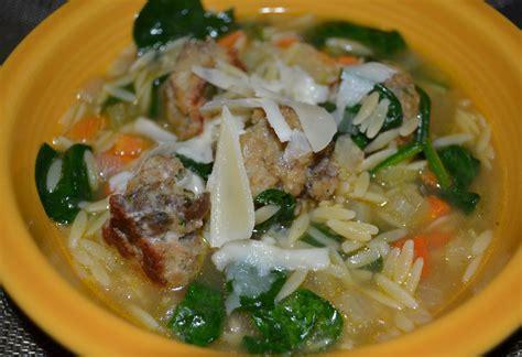 Barefoot Contessa Chicken Stew italian wedding soup