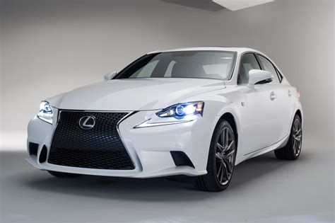 lexus is lexus releases official 2014 is f sport images before