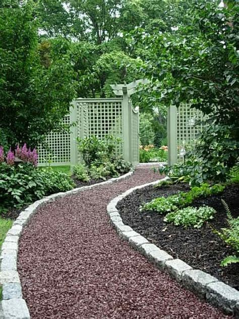 backyard pathways garden pathway yard ideas pinterest