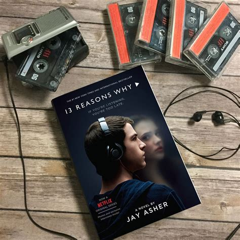 13 Thirteen Reasons Why Asher Netflix Cover 13 reasons why disturbing and thought provoking series involving