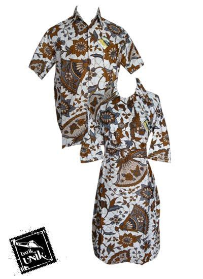 baju batik sarimbit motif batik etnik dress murah