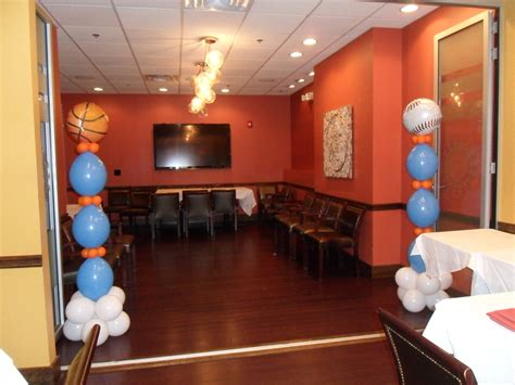 Sport Decorations by Sports Theme Decorations By Teresa