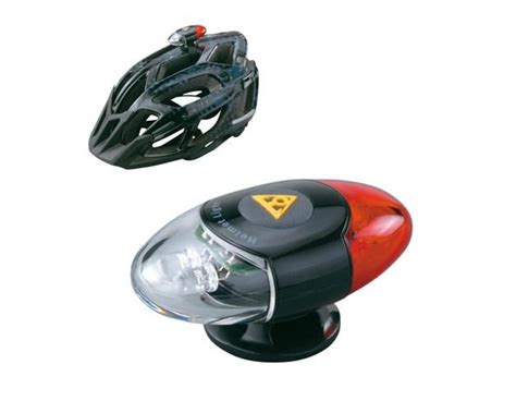 Bike Helmet Lights by Topeak Headlux Helmet Light Front Bike Lights Merlin