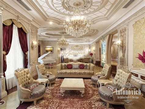 homes interiors and living luxury living room interior dubai