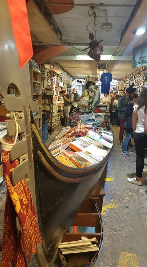 libreria acqua alta di frizzo luigi libreria acqua alta di frizzo luigi venice italy