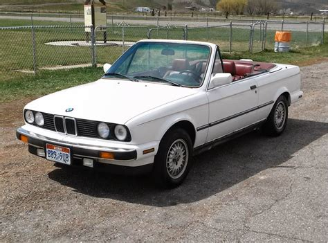 1988 bmw 325i convertible 1988 bmw 325i convertible sold