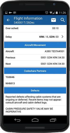 Advance S4a 1 s4a smart brief cabin smart crew solutions smart4aviation