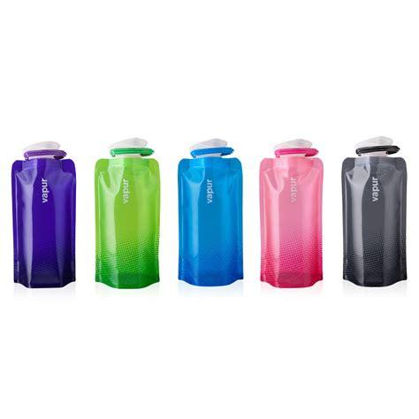 l shades on line vapur bottiglia pieghevole azzurra serie shades 0 5l