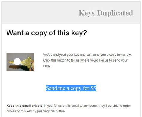 Authorization Letter For Key Duplication How To Duplicate Your House Key By Taking A Photo Of It