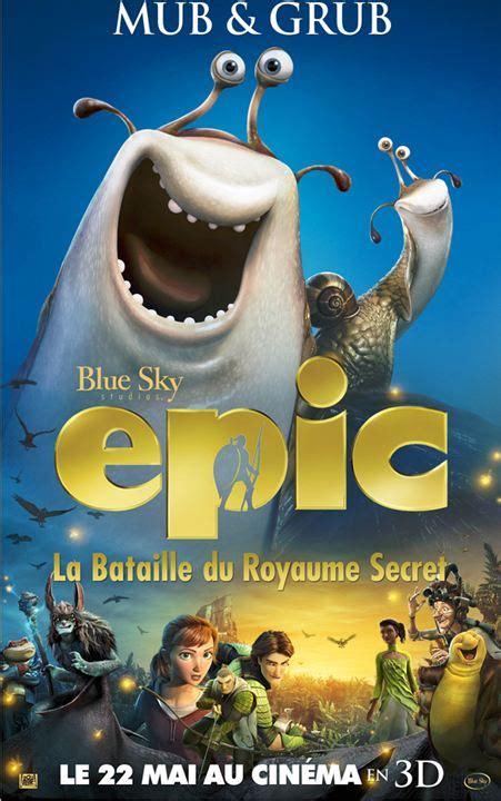 epic la bataille du royaume secret film complet partie 1 affiche du film epic la bataille du royaume secret