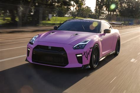 nissan gtr wrapped tanner fox sd wrap store