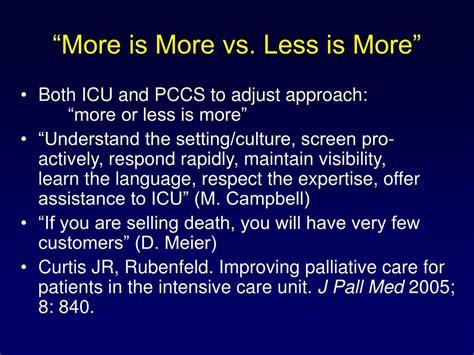 palliative care vs comfort care ppt palliative care in the icu spotting and surmounting