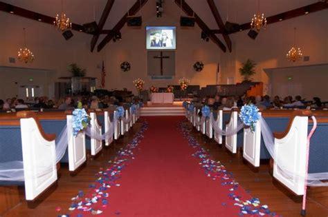 churchaisle decorations weddingbee photo gallery