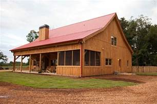 Barn Like Homes by Georgia Barn Home Traditional Exterior Other By