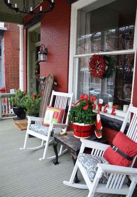 superior Front Porch Decorating Ideas #1: 22-Christmas-Front-Porch-Decorating-Ideas.jpg