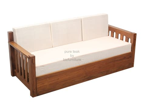 wooden sleeper couch solid sofa beds couch wood pesquisa google sof 225 s pinterest