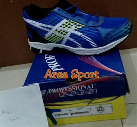 Sepatu Running Professional Leopard penjual sepatu joging profesional leopard professional