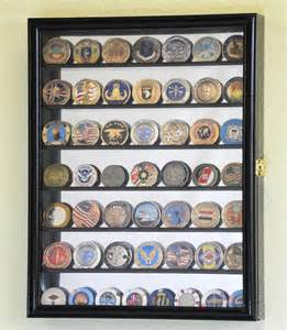 Coin Display Cabinets Uk Mirrored Back 49 Challenge Coin Cabinet Display