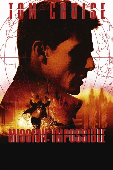 Mission Impossible 1 by Mission Impossible Dvd Planet Store