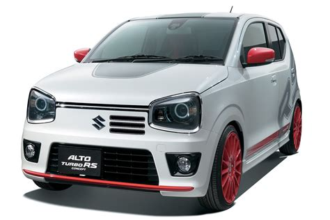 Suzuki Mehran New Shape This Suzuki Alto Turbo Rs Concept Is For Real