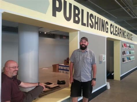 Publishing Clear House - clearing house with temporary services marc fischer and brett bloom bad at sports