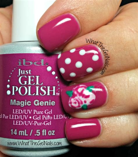 S Day Gel Nail Designs