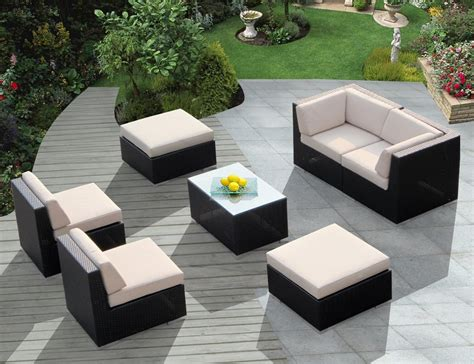 best patio furniture sets genuine ohana outdoor wicker furniture