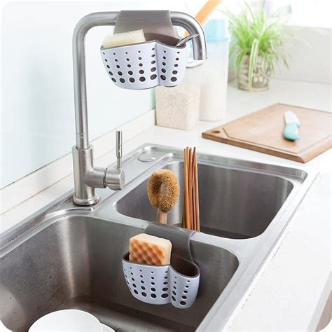 sided kitchen sink caddy hype bargains